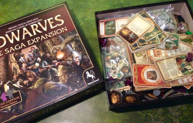 2cs…of Beards and Beers (Dwarves:The Saga) – Both Sides of My Table