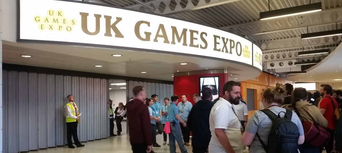 of Stress and Press (UKGE 2018)
