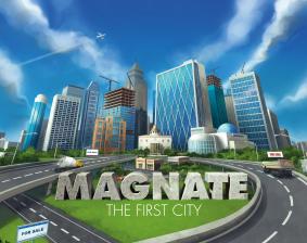 Magnate cover art