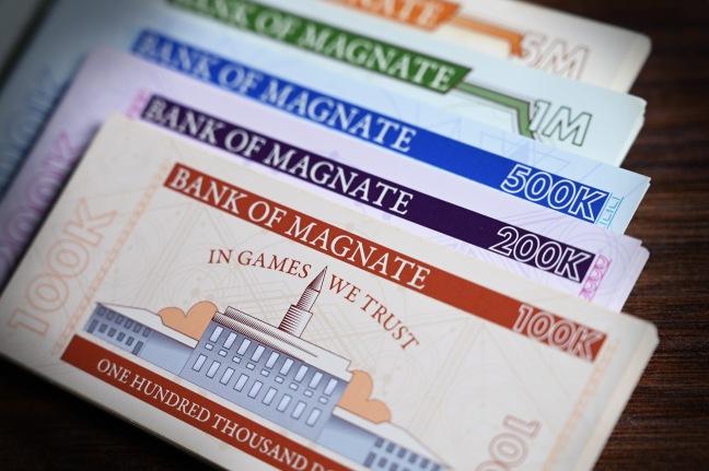 Magnate - money
