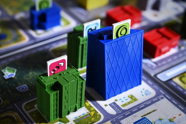 Magnate - towers 1